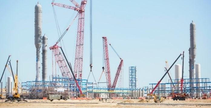 Mise en service des installations de gaz industriel